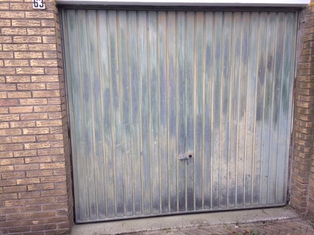 schilderwerk garage